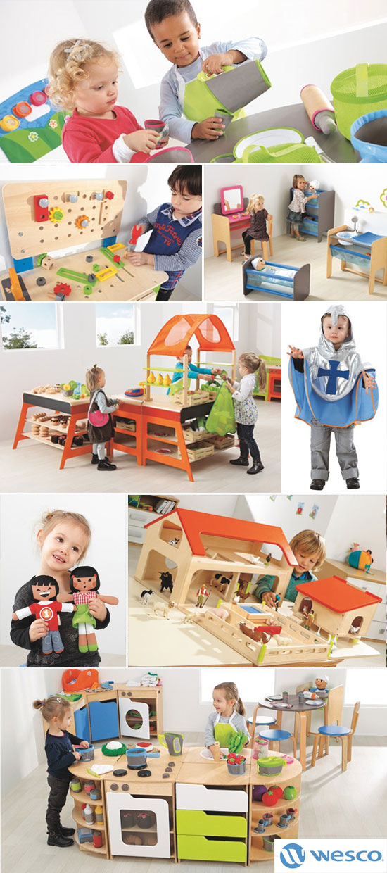 Preschool-Role-Play-Games