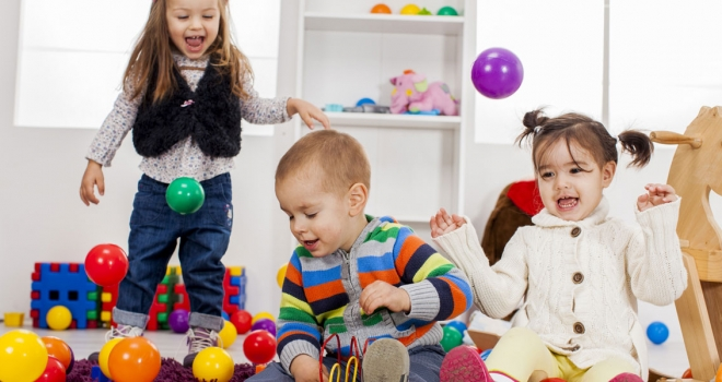 Pobal Early Years Capital Programme 2015