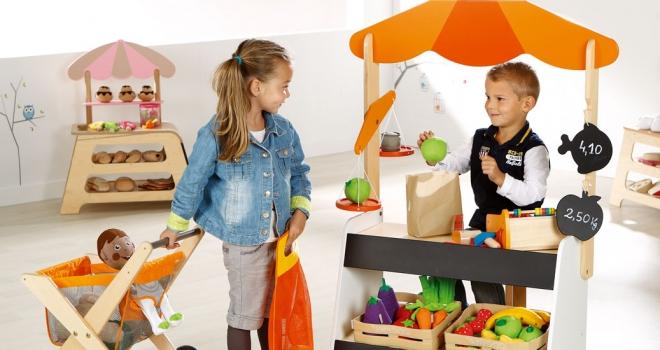 Role Play in the Creche & Montessori
